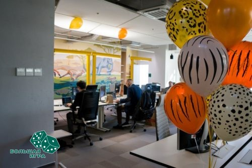 Организация открытия офиса