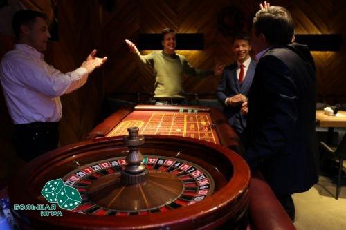 Новогоднее казино