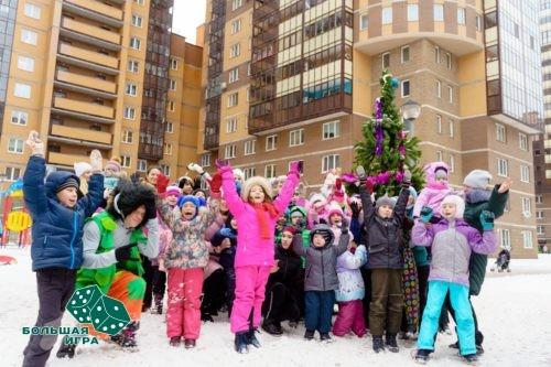 Организация новогодней елки