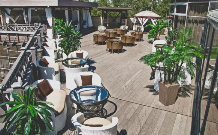 Выпускной в ресторане Бали