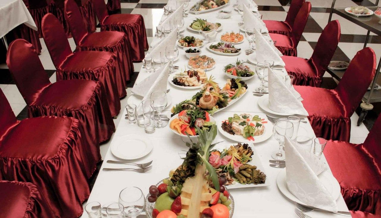 Выпускной в ресторане Отель парк Крестовский