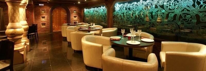 Корпоратив в ресторане Тройка