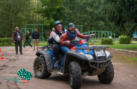 Тимбилдинг Русские гонки